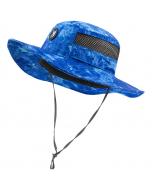 Bob Marlin Bucket Hat - Grander Blue