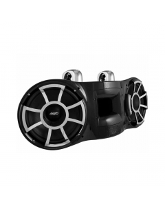 """Wet Sounds REV-410 Revolution Series Dual 10"""" Tower Speaker With Swivel Clamps"""