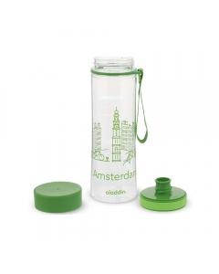 Aladdin Aveo City Series Amsterdam Water Bottle 600ml