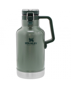 Stanley Classic Easy-Pour Growler 1.89 Liters - Hammertone Green