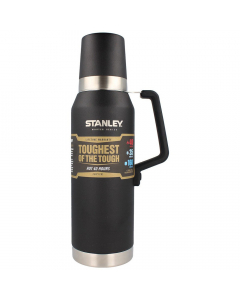 Stanley Vacuum Thermos Flask 1.3 Liters - Foundry Black