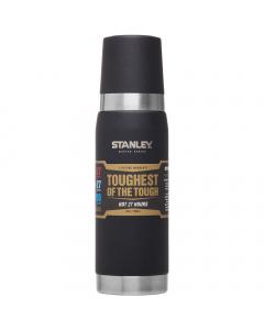 Stanley Master Vacuum Bottle 700ml - Foundry Black
