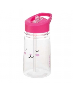 Aladdin Zoo Flip & Sip Water Bottle 430ml
