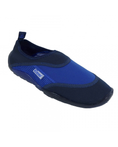 Cressi Boat Silicone Shoes - Blue/Black