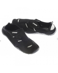 Cressi Boat Rubber Shoes - Black