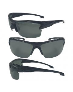 Sensation Slick Floating Polarized Sunglasses - Black