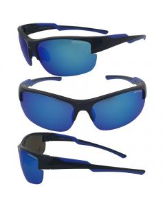 Sensation Floating Polarized Sunglasses - Blue Mirror