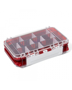 Meiho Bousui WG-1 Double Sided Tackle Case - Red