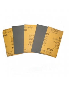 3M Wetordry Abrasive Sheet 401Q, 138x230mm (Pack of 50)