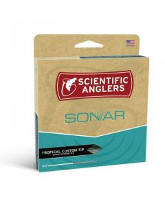 Scientific Anglers Sonar Tropical Custom Cut Tip - Blue/Black