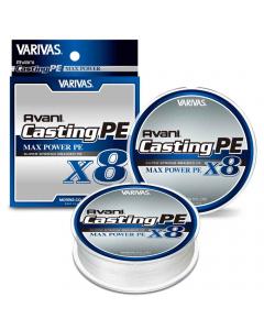 Varivas Avani Casting Max PE X8 Braided Line