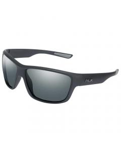 HUK Spar Polarize Sunglasses - Grey Lens/Matte Black