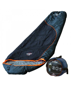 Jacana Extreme Mummy Sleeping Bag, 230x80 cm