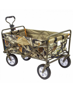 Jacana Camping Foldable Trolley, Large (Camouflage)