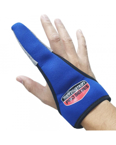 Sensation Pro Series Casting Glove - Blue