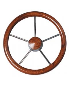 Ultraflex V62 Mahogany Steering Wheel