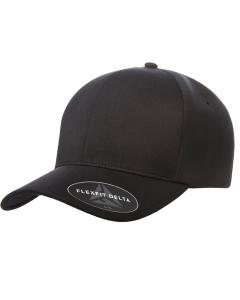 Flexfit Delta Cap 180A - Black