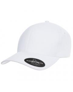 Flexfit Delta Cap 180A - White