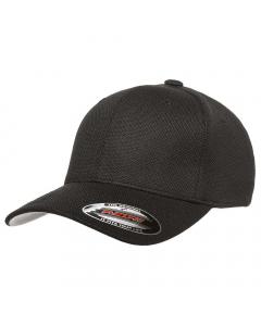 Flexfit Cool & Dry Pique Mesh Cap 6577CD - Black
