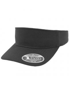 Flexfit 110 Cool & Dry Visor - Black