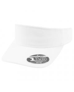 Flexfit 110 Cool & Dry Visor - White