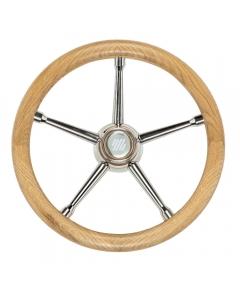 Ultraflex V82 Oak Steering Wheel