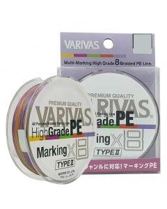 Varivas High Grade PE Marking Type-II X8 Braid