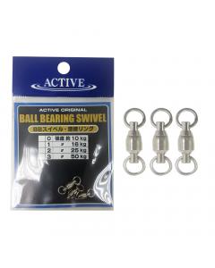 Active Ball Bearing Swivels