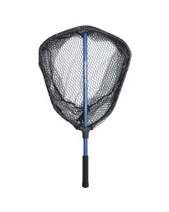 Prox Dodeka Rubber Coat Landing Net, Size: 24 (Blue/Black)