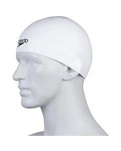 Speedo Fastskin3 Competition Swim Cap - White