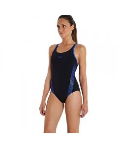 Speedo Women's Muscleback 1-Piece Swimsuit (Size: 32)