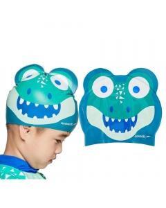 Speedo Printed Character Swim Cap for Juniors