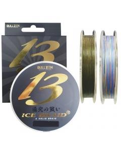 Bullzen Ice Braid 13X - World's Strongest Fishing Line