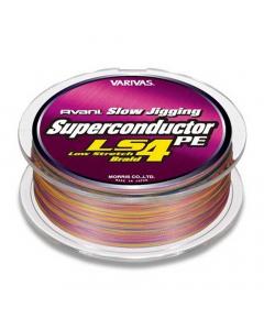 Varivas Slow Jigging Super Conductor PE LS4 Braided Line