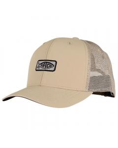 Aftco Original Fishing Trucker Hat - Khaki