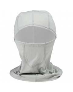 Aftco #MSM3028 Fish Ninja Hood Sun Mask - Silver Heather