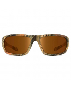 Nines Apache Polarized Sunglasses (Camouflage / Amber Brown)