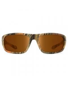 Nines Apache AP042-P Polarized Sunglasses (Camo Amber)