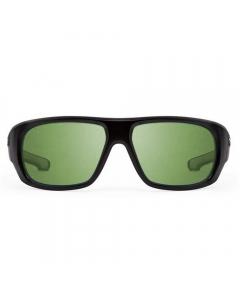 Nines St. Johns SJ016-P Polarized Sunglasses (Matte Black Chartreuse)