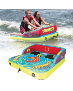 Connelly Fun 2 Two Rider Sit-On Top Towable