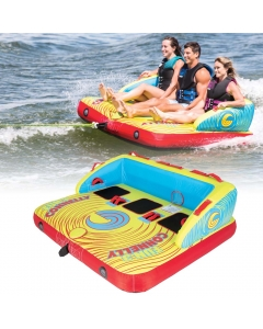 Connelly Fun 3, Three Person Sit-On Top Towable
