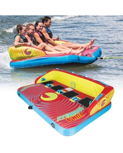 Connelly Fun 4, Four Person Sit-On Top Towable