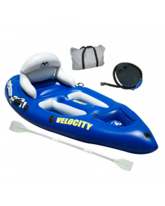 Aqua Marina Velocity Sit-on-top Kayak (Paddle included)