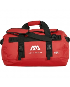 Aqua Marina IPX6 Duffle Dry Bag 50 Liter - Red