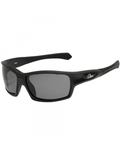 Barz Optics Floating Polarized Sunglasses - Kiama Black Grey