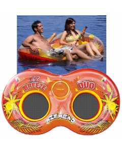 Air Head EZ Breeze Duo Inflatable Lounge