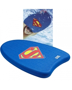 Zoggs Superman Mini Kickboard for Kids (3-12 Years)