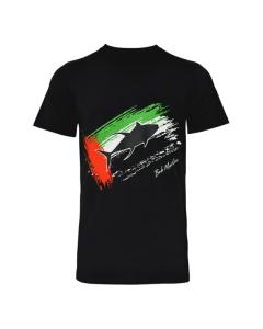Bob Marlin UAE Tuna T-Shirt – Black