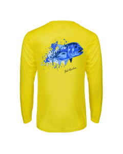 Bob Marlin Ocean GT Performance Shirt – Yellow