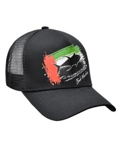 Bob Marlin UAE Tuna Cap – Black